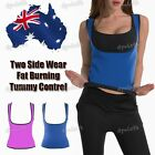 Newest Slimming Sport Vest Hot Sweat Shirt Body Shapers for Weight Loss AU STOCK