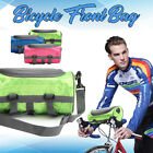 Universal Cycling Bicycle Bike Front Handlebar Zipper Storage Bag Phone Holder