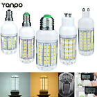 Внешний вид - E26 E27 E12 E14 G9  GU10 5730 SMD LED Corn Bulb 9W 12W 18W 25W Light White Lamp