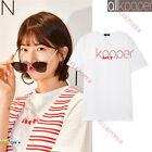 Kpop Miss A Suzy T-shirt Airport Fashion 2017 New Letter Tshirt Casual Cotton