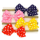 Baby Girls Hair Bows Hair Band gifts Clips For Girls Kids boutique hair bands