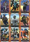 2014 Topps Chrome Orange Refractors Football Cards - Complete Your Set !!