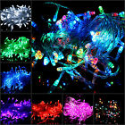 100 LED Christmas Wedding Xmax Indoor Outdoor House Fairy String Light    5/10m
