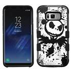 Nightmare Jack #S Hybrid Armor Case for iPhone SE/6/S/7/Plus/Galaxy S7/S8/Plus