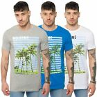 Loyalty & Faith Mens Summer Graphic Print T Shirt Short Sleeve Crew Neck Tee Top