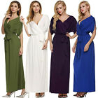 Women's Long Formal Prom Dress Cocktail Party Ball Gown Evening Bridesmaid Dress
