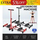 Genki Foldable Leg Master Trainer Magic Exercise Machine Cardio Slimming Stepper