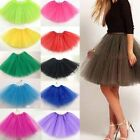 Women Adult Dancewear Tutu Mini Ballet Pettiskirt Princess Top Vogue Party Skirt