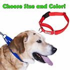 Внешний вид - GOGO NYLON MARTINGALE DOG COLLAR - NO SLIP TRAINING CHOKE - LIFETIME WARRANTY