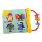 Kids Baby Soft Intelligence Development Cloth Cognize Book Educational Toy