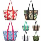 Large Insulated Lunch Bag Women Tote Cooler Picnic Travel Food Box Carry Bags