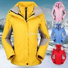 Women Winter Outwear Ski Snow Waterproof Climbing Hiking 2in1 Outdoor EN24H 01