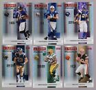 2007 Playoff NFL Playoffs Red Holofoil /125 (80 Rookies to choose from)