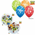 DISNEY Pixar TOY STORY Qualatex Latex & Bulle Ballons Enfants Anniversaire/Fête