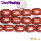 """Natural Red Jasper Gemstone Loose Beads For Jewelry Making Assorted Shape 15""""DIY"""