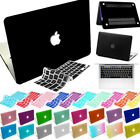 "2016 Macbook PRO 13""15 Touch Bar A1706/A1707 Rubberized Hard Case Keyboard Cover"