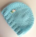Handmade Crochet Hat, Various Colours and Sizes - Baby, Toddler, Child, Teen