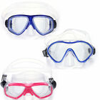 Adult Diving Mask Easybreath Snorkeling Tempered Glass Half Face Water Sport