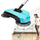 Spin Hand Push Sweeper Floor Dust Broom Household Cleaning Mops NO Electricity