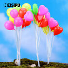 Balloon Series Pick Kids Happy Birthday Cupcake Toppers For Party Wedding Decora