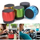 Mini Music Player Metal Bluetooth Wireless Speaker With TF card Function B20E 03