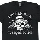 Hunter Thompson T SHIRT Gonzo S Journalism Fear and Loathing Bats over Barstow T