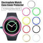 Stainless Steel Watch Case Cover Protector Ring Bumper For Samsung Gear S2 Watch