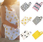 Newborn Baby Mum Breastfeeding Cover Nursing Udder Apron Shawl Blanket Privacy