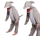 Shark Kids Fancy Dress Costume Wild Animal Kids All In One Ages 3/13