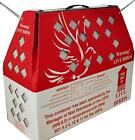 Live Bird Shipping Boxes Chicken Shipping USPS Approved Live Bird Shipping Boxes