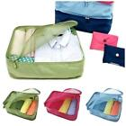 Waterproof Clothes Travel Storage Bags Foldable Packing Cube Luggage Organizer