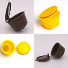 Reusable Coffee Capsules Cup Filter For Dolce Gusto Refillable Brewers US