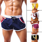 Sexy Mens Sport Shorts Running Casual Pants GYM Racing Short Athletic NEW UK