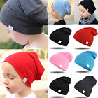 Toddler Newborn Kids Baby Boy Girl Infants Cotton Soft Warm Santa Hat Beanie Cap