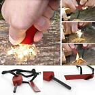Magnesium Flint Fire Starter Waterproof Survival Emergency Camping EN24H