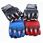 MMA UFC Boxing Fight Punch Leather Gloves Sparring Grappling Ultimate Mitts