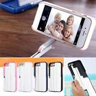 Phone Protective Case Built-in Telescopic Monopod Selfie Stick Case For EN24H