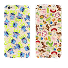 For iPhone 5 6 7 8 Plus Christmas Gift Toy Story Soft Rubberized TPU Case Cover