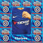 TOPPS Match Attax 2017 2018 football cards CHELSEA - Various