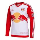MLS Men's adidas 2016 Authentic adizero Long Sleeved Soccer Jersey S-2XL A15bx