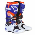 Alpinestars Tech 10 Leather Motocross / MX Boots - Special Edition Indianapolis
