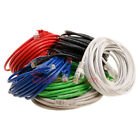 Cat6 Patch Network Cord RJ45 UTP Cable Ethernet 3ft 10ft 50ft 100ft 200ft - LOT