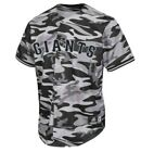 San Francisco Giants Majestic Mens Camo Replica Jersey