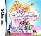 Barbie and 3 Musketeers - Nintendo DS Never opened