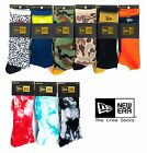 New Era Novelty Crew Socks