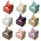 10/50 Wedding Favour Butterfly Boxes Bridal Birthday Parties Decortion Gift Box