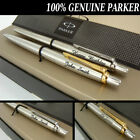 Personalised Engraved PARKER JOTTER Ballpoint, Fountain Pens, Pencils Set GIFT