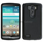NEW LOT Hybrid Rugged Rubber Matte Hard Case Cover Skin for Android Phone LG G3