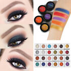 24 Colors Glitter Shimmering Colors Eyeshadow Metallic Eye Cosmetic Makeup Tools