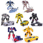 Внешний вид - Transformers Robot Human Cars Classic Kids Children Boys Girls Fun Toy Gifts S